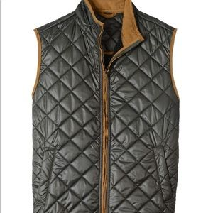 Bill's Khakis Puffer Vest XL NWT